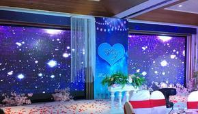 【唯喏婚礼】--全新星空系列
