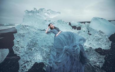 英国VM婚纱摄影欧洲旅拍-北欧冰岛