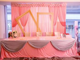珠海海悦婚礼婚庆策划婚礼场地布置爱丽儿公主套餐