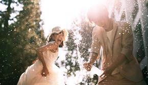 定制婚照❤爱情最好的模样莫过于你在闹我在笑