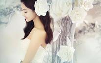 韩国慕色:《花语》系列婚纱照