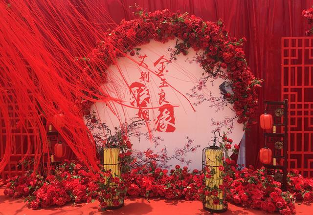 【BOYA铂雅婚礼】中式户外婚礼