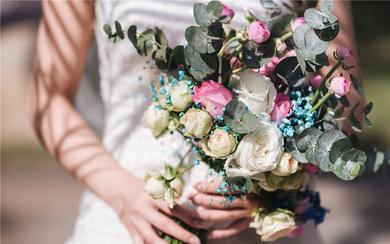 【糖果海外婚礼】三亚 | 花香