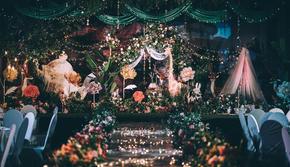 【可乐婚礼】森林舞会-暗场