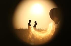 客片展示--- 艾玛婚纱摄影客片