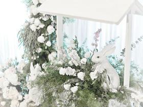 森系主题婚礼—莎莉花园
