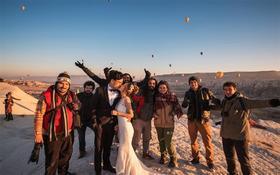 遇见菲林全球旅拍 - 土耳其客片欣赏
