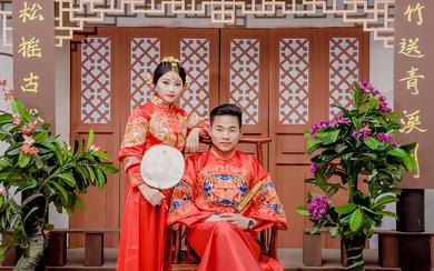 【木西映像总监档】中式 永不落幕的经典 婚礼跟拍