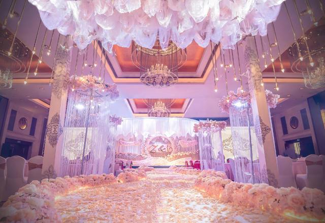 微纪婚礼-粉色梦幻
