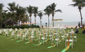 爱你久久,浪漫沙滩婚礼