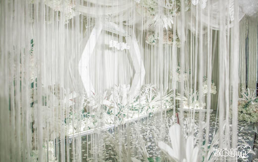 【嫁日新娘婚礼】香槟色主题婚礼
