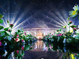 《荷美》清新中式婚礼———绵阳梦工厂婚礼出品