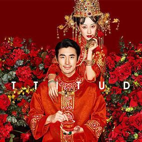 盘锦时尚经典婚纱摄影