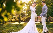 ❤【福州城市微旅拍】夕阳西下森林推荐婚纱摄影