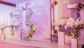 【芊芊婚礼】-粉系-The Sweet Pink