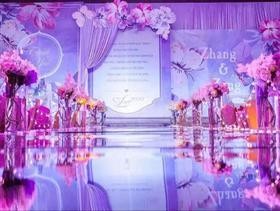 优米  为爱闪耀  我们是创意婚礼的定制专家
