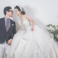 #唯美韩式#婚纱照,秒变韩剧女主角!点开了解详情