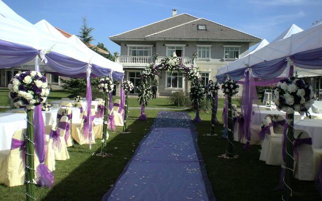 艾斯薇婚礼会馆-户外创意婚礼