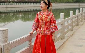 女王格调婚纱馆中式美妆造型 跟妆服务套餐