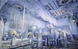 【梦享婚礼】高级灰简约质感 含灯光音响 送蛋糕