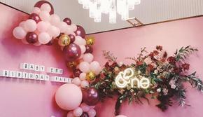【喜帖镇婚礼】粉色系宝宝宴