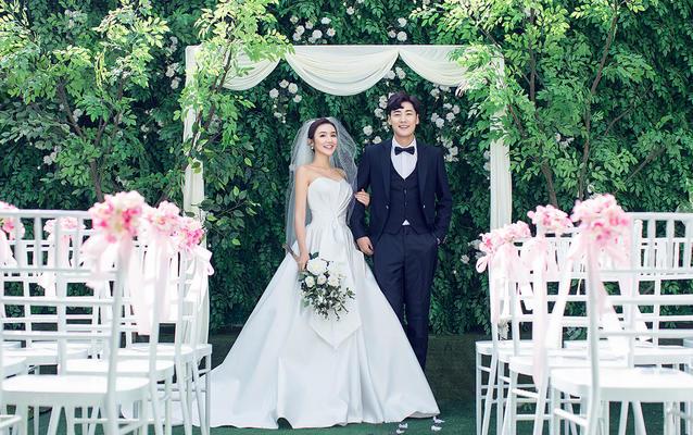 【蝴蝶树婚纱】韩式唯美主题-空中花园