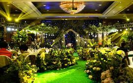 森系主题——格调婚礼策划