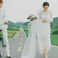 【森荷视觉 幸福家婚纱照(含父母婚纱照全家福)