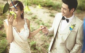 厦门苏禾婚纱摄影工作室婚纱样片欣赏