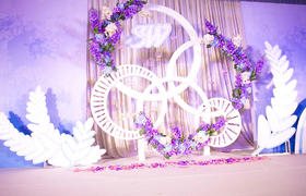 蜜路之爱情的果实主题婚礼