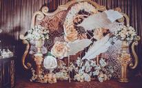 【复古婚礼布置】盖茨比 圣诺亚皇冠假日酒店
