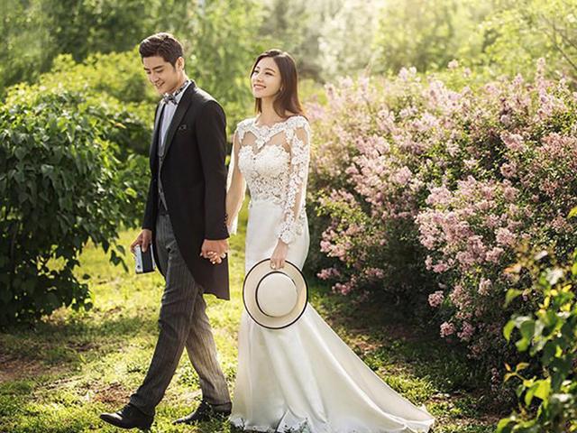 薇拉风尚之奢华庄园+唯美夜景婚纱照 两天拍摄