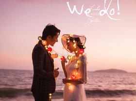 幸福时光【相守】韩式海景婚纱照