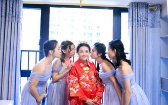【小辉映画】专业性价比相机婚礼摄影婚礼套餐