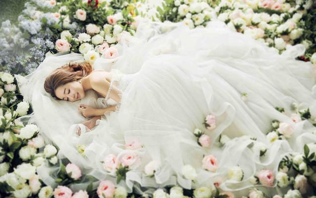 成都婚纱摄影工作室客片分享