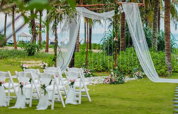 小预算也可以有一场清新浪漫的婚礼