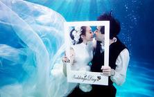 特色人气套餐《浪漫水下拍摄》