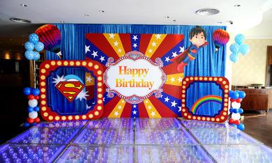 十岁生日宴