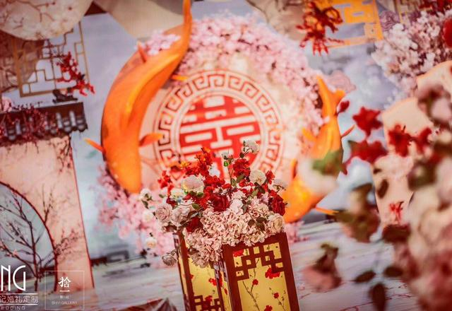 【ING爱印记婚礼】新中式婚礼   执手情长