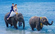 #普吉岛# 小仙女的旅拍地;客照大片:在这里产生