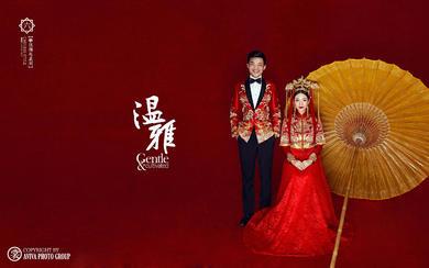 #薇拉百分百真实客片# 传统中国风小像系列