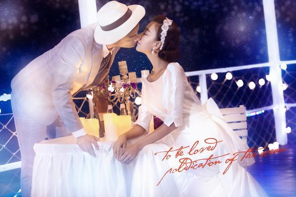 【公主嫁期】无敌夜景 美的不像话