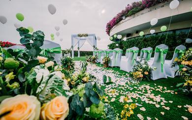 三亚微奢婚礼 | 绿野仙踪