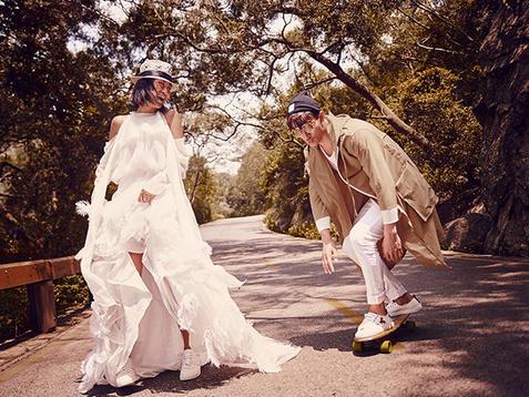 婚纱哪里拍_婚纱图片唯美