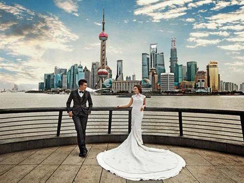 【香港卓美】体验上海东方明珠外滩拍摄