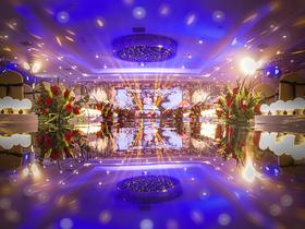 【蓝色星空主题婚礼】升级组合可变换的5D影像套系