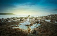 素叶摄影---------旅拍婚纱照