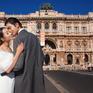 【意大利罗马假日】七彩玫瑰旅拍 梵蒂冈威尼斯广场