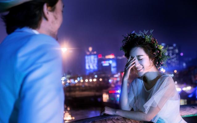 【进部婚纱摄影】城市旅拍主题·我们的星空夜