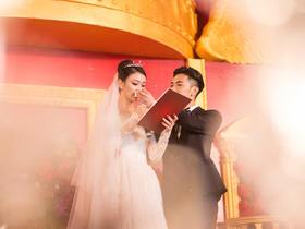 婚拍套餐A | 摄影摄像+专业化妆